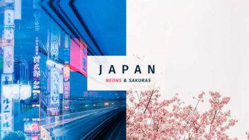 Japan – Neons & Sakuras